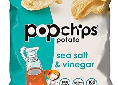 Salt & Vinegar Chips POPCHIPS
