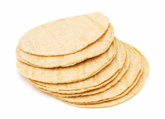 "Tortilla Corn table 6"" Gluten Free (90ct)"