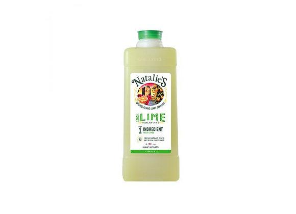 100% Pure Florida Frozen Lime Juice NATALIE'S Kosher