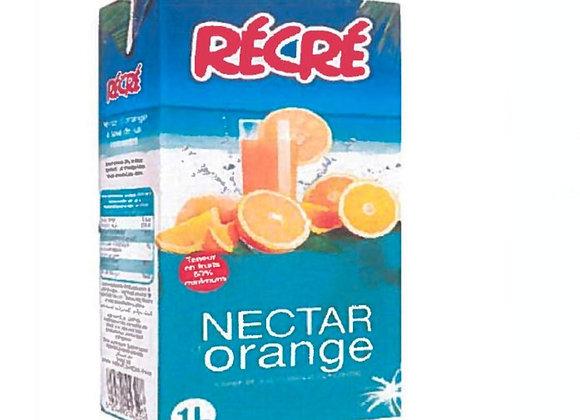 Orange Nectar 50% RECRE