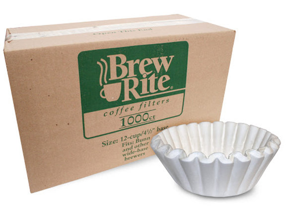 """Coffee Filter 12 Cup (9 3/4"""" x 4 1/2"""")"""