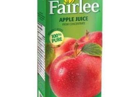 Fairlee Apple Juice 1L