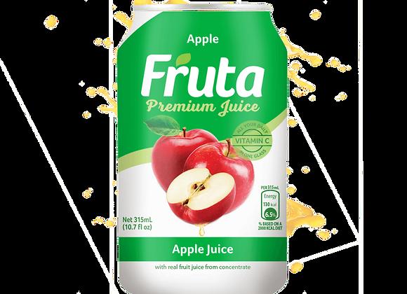 Fruta Apple Can 315ml