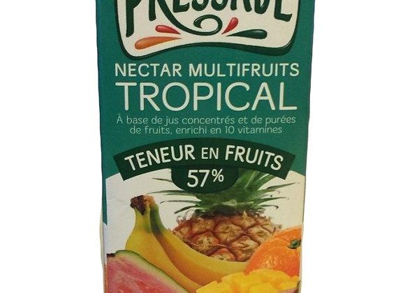 Tropical Fruit Nectar 50% PRESSADE