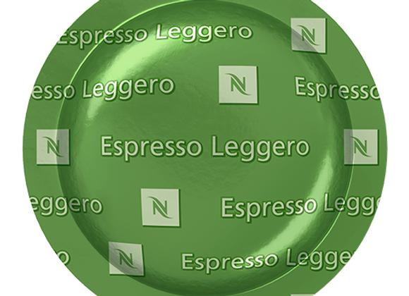 Espresso Leggero Pro NESPRESSO (50 pods) (Intensity 6)