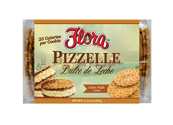 Pizzelle Dulce Deleche FLORA