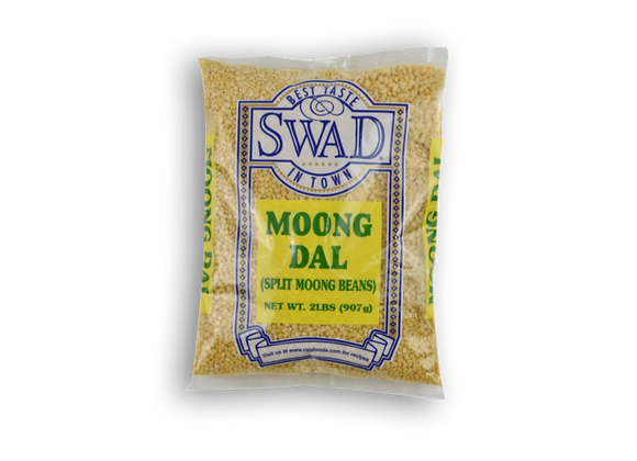 Moong Dal Yellow Split SWAD Without skin