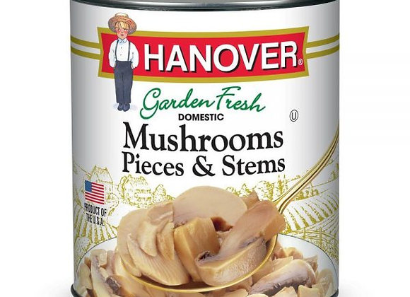 Mushrooms Stems & Pieces