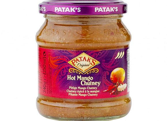 Mango Chutney Hot PATAK