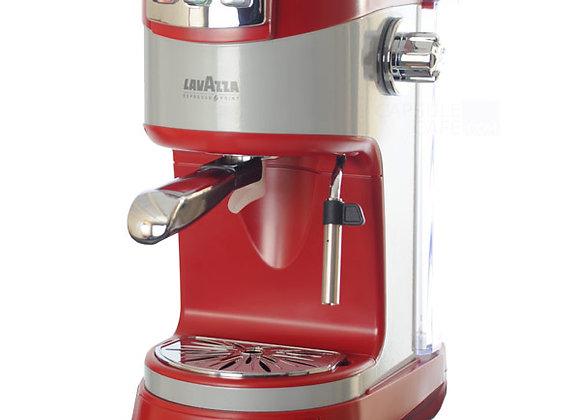 EP 850 LAVAZZA Red Coffee Machine