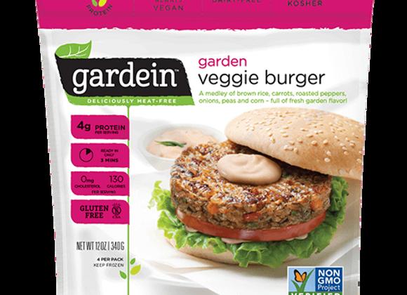 Gluten free veggie burger GARDENIN -Kosher