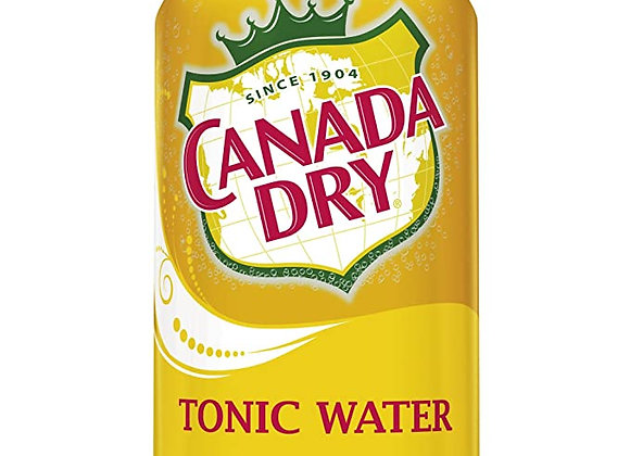 Canada Dry Tonic W Can 12oz
