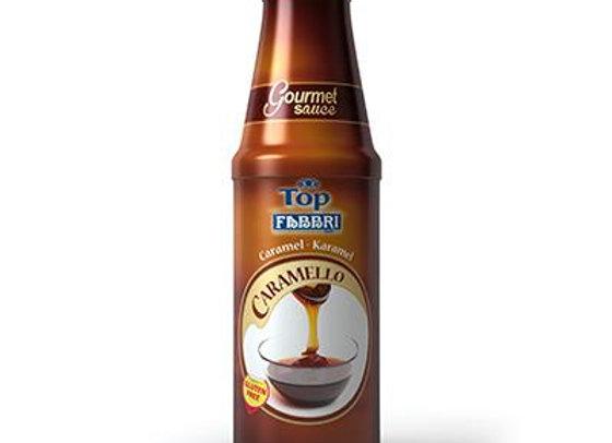 Gourmet Sauce Caramel FABBRI  S bottles