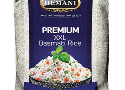 Basmati XXL King Aged Rice HEMANI