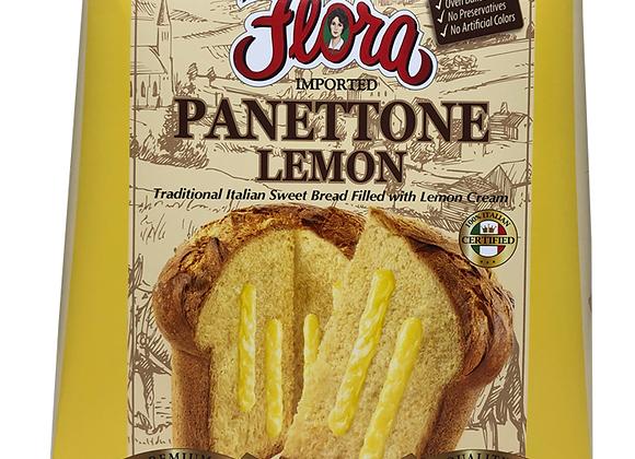 Pannetonne Limoncello Cakes FLORA