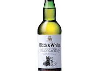 Black & White Scotch Whisky 75