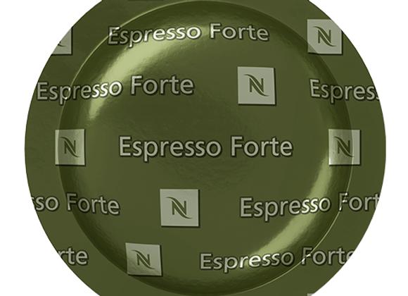 Espresso Forte NESPRESSO (50 pods)
