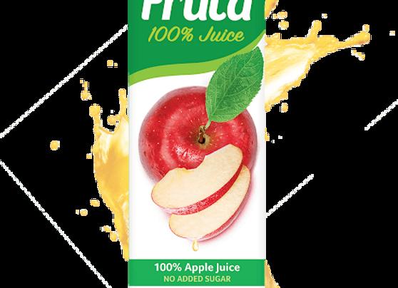 Fruta 100%Apple Juice 1Lt