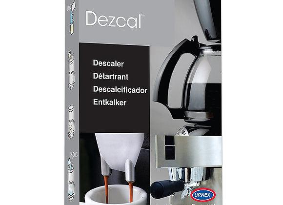 Urnex Dezcal Espresso Machine Descaler (4 pkts/box) priced per packet