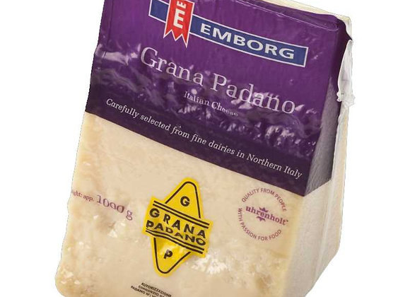 Grana Padano EMBORG ) weighed by the KG