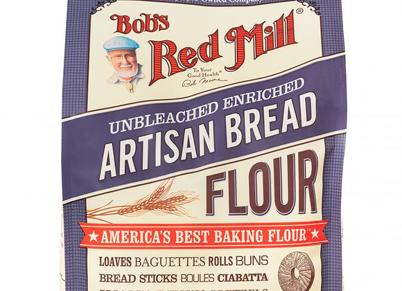 Artisan Bread Flour BOB'S RED MILL weighed by the KG