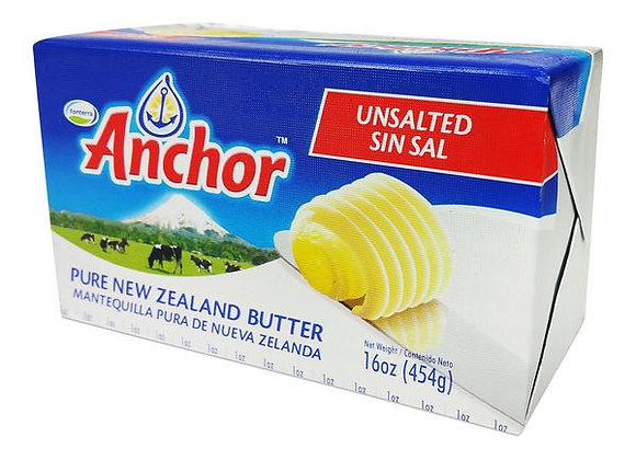 Anchor Butter Unsalted 16oz