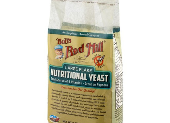 Gluten free/Vegan Nutritional yeast BOB'S RED MILL  Kosher