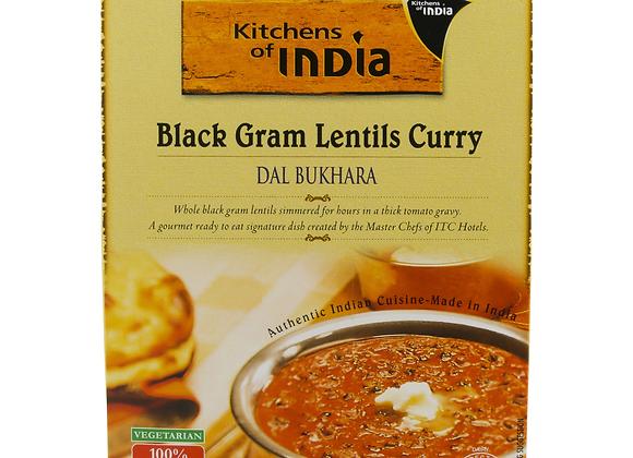 Black Gram Lentils Curry KITCHEN OF INDIA