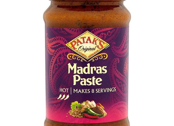 Patak Madras Curry Paste