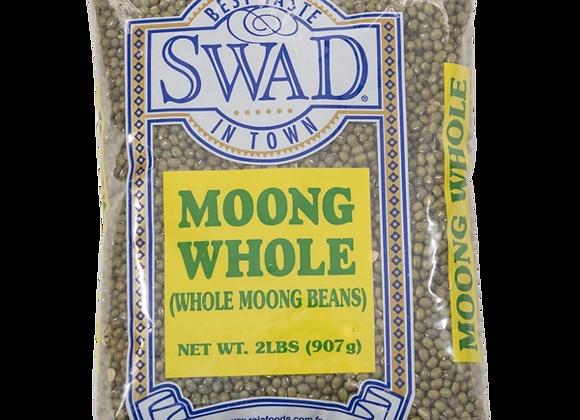 Moong Whole Big SWAD Green