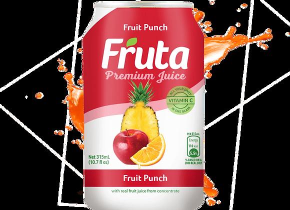 Fruta Fruit Punch Can 315ml