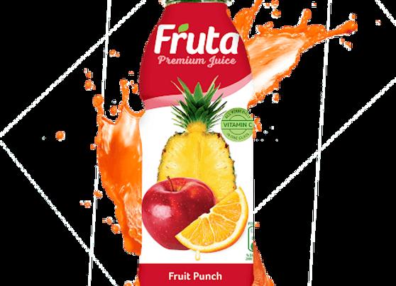 Fruta Fruit Punch Bottle 500ml