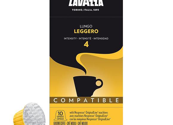 Lungo Leggero LAVAZZA (Nespresso Compatible)- Intensity
