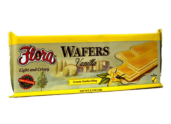 Vanilla wafer FLORA