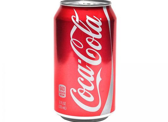 Coke  Classic Cans 333 ml
