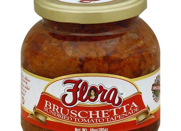 Bruschetta sundried tomato topping FLORA