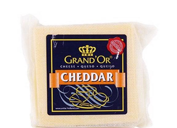 White Cheddar 48% fat GRAND'OR