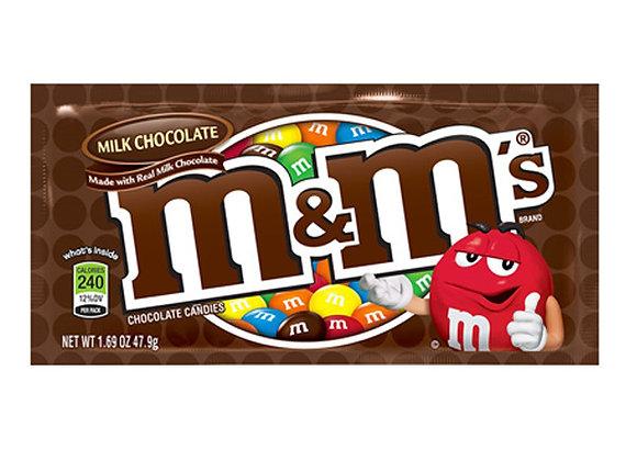 M&M Milk Chocolate 47.9g