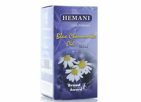 Chammomile oil Blue HEMANI