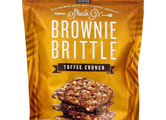 Brownie Brittle Toffee Crunch SHEILA G'S