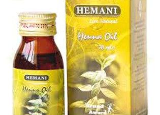 Henna oil HEMANI