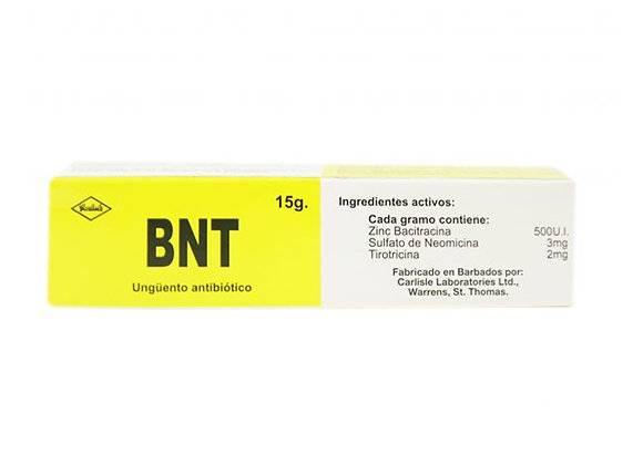 BNT Ointment 15g