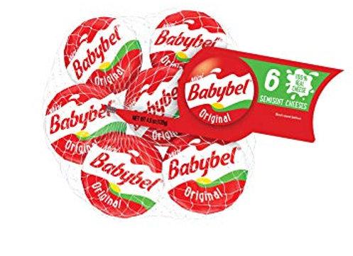 Red Wax Mini Baby Bel (6 per packet)