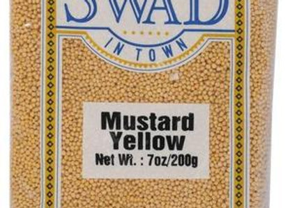 Yellow Mustard Seeds SWAD