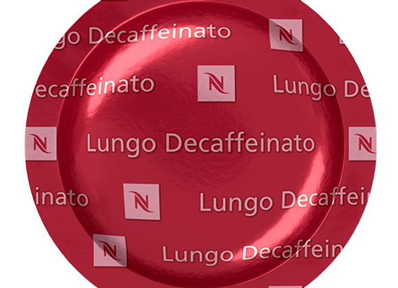 New Lungo Decaffeinato NESPRESSO (50 pods) (Intensity 4)