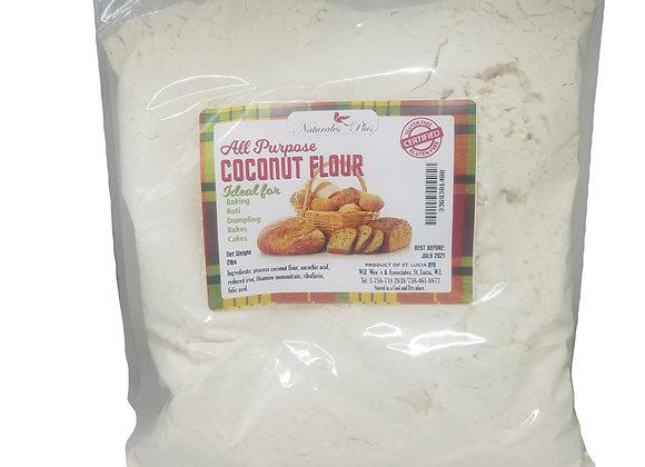 All purpose coconut flour NATURALES PLUS
