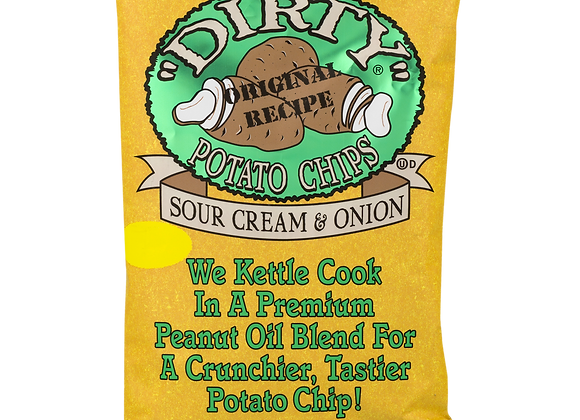 Sour Cream and Onions Chips DIRTY