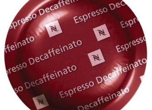 Espresso Decaffeinato Pro NESPRESSO (50 pods) (Intensity 7)