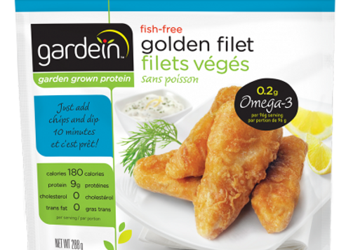 Fishless fillet GARDENIN