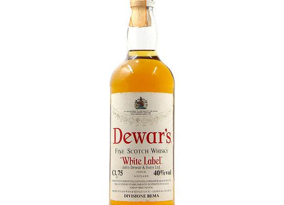 Dewars White Label 75cl